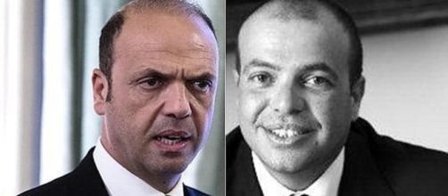 Il fratello del ministro Alfano rischia il posto. E potrebbe costare all'erario mezzo milione di euro