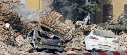 Italy earthquake leaves 21 dead, Amatrice town in ruins | The Herald - herald.co.zw