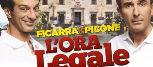 """""""L'ora legale"""", il nuovo film di Ficarra e Picone"""