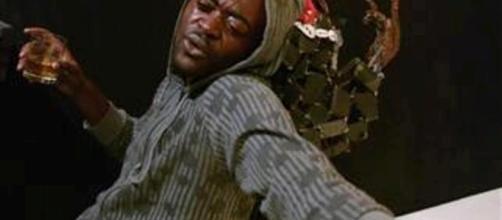 Landry Nguetsa metteur en scène du spectacle Trop c'est Trop