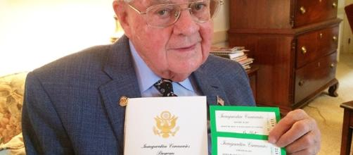 N.J. man, 91, heads to Washington for 19th inauguration - Photo: Blasting News Library - nj.com
