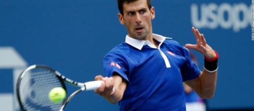 Novak Djokovic eliminated from Australian open at second round men's singles match / Photo from 'CNN' - cnn.com