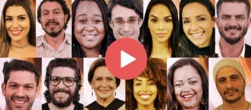 Os vídeos revelam mais detalhes dos participantes do BBB17
