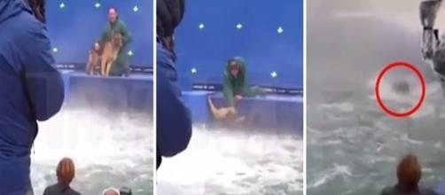 Vídeo viralizou por conta das imagens fortes.