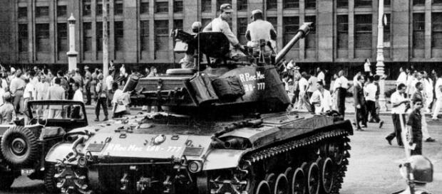 Fpto da ditadura militar no Brasil