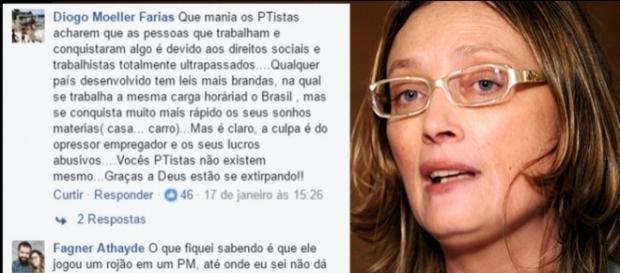 Além de Maria do Rosário, políticos do PSOL e do PT tentam fazer pressão para Boulos ser libertado