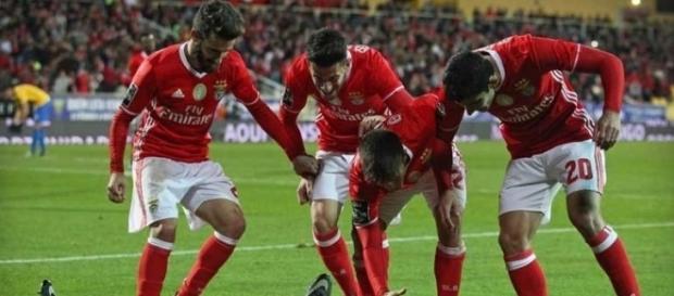 Benfica já prepara a próxima temporada