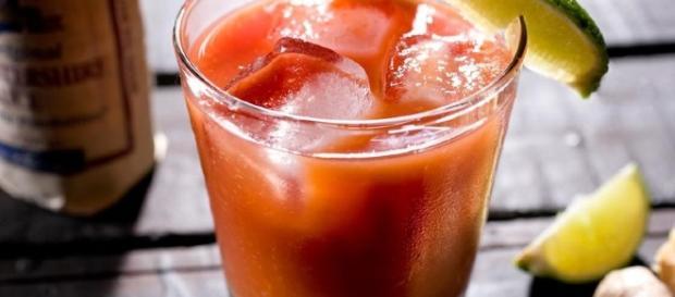 Bloody Gennaio- un cocktail analcolico per ogni occasione
