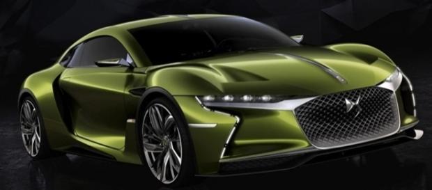 DS E-Tense Concept é um GT esportivo de 408 cv