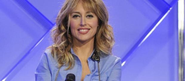 Emma Garcia en uno de los programas