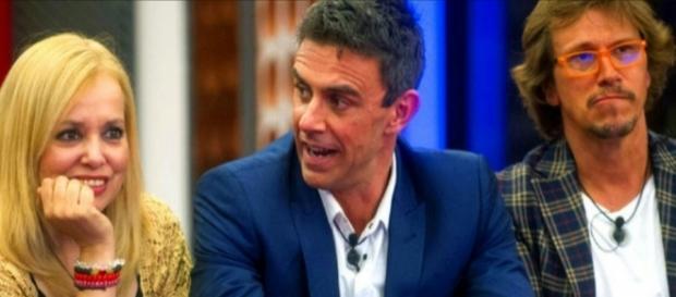 #ghvip5: Alonso Caparros no soporta a una compañera