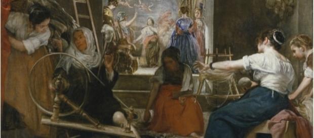 La metapintura: el arte sobre el arte en el Museo del Prado. - loff.it - abc.es
