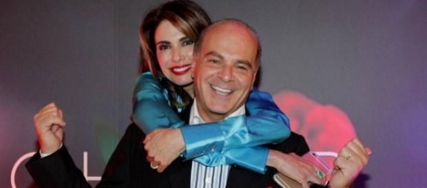 Luciana Gimenez e Marcelo de Carvalho (reprodução: web)