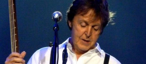 O músico e ex-Beatle Paul McCartney