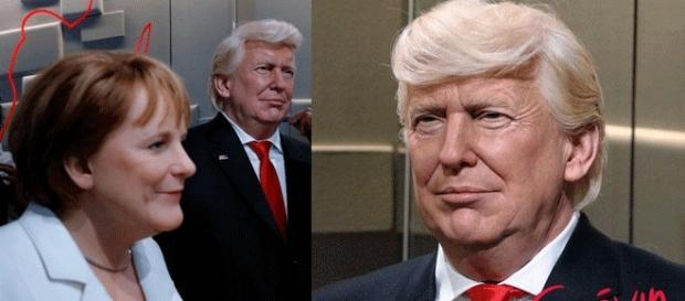 Ouf, en deux mois seulement (contre six habituellement) le musée Grévin a réussi un Donald Trump rivalisant avec celui de Madame Tussauds à Londres