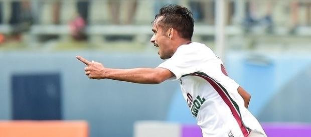 Scarpa foi chamado para amistoso entre Brasil e Colômbia na próxima terça (Foto: Arquivo)