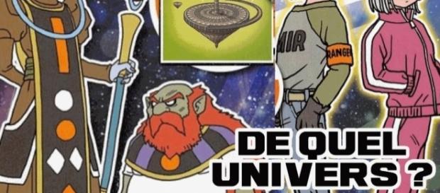 Un nouveau Dieu de la destruction et son Ange gardien ! Les designs officiel de C18 et C17 ainsi que l'arène de combat ! Merci Toriyama-sensei !