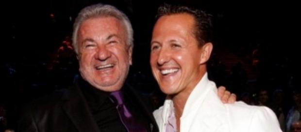 Willi Weber se tornou um grande amigo de Michael Schumacher