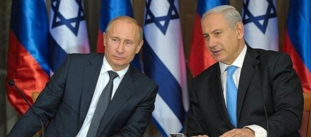 Zwei, die miteinander gut auskommen: Präsident Putin und Israels Premier Netanjahu. (Foto: kremlin.ru)