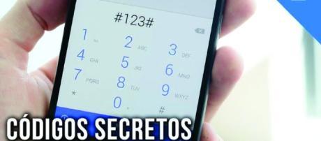 Alguns códigos secretos de celulares