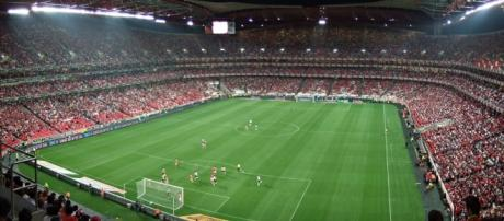 O Benfica recebe o Vizela no Estádio da Luz