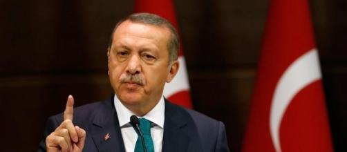 Are Turkish President Erdogan's power grabs a sign of a breakdown in national security? / Photo by ekathimerini.com, Blasting News Library