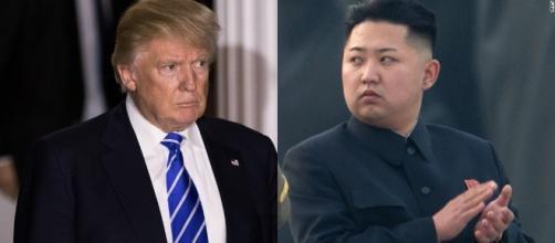 Facing growing North Korea nuke threat, Trump vows: 'It won't ... - xfoor.com
