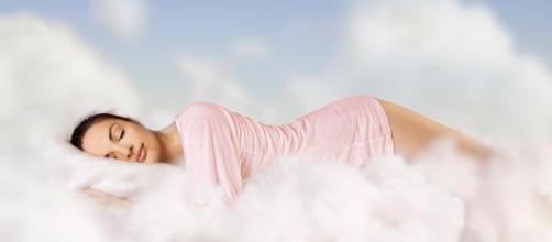 La tête dans les nuages des rêves...