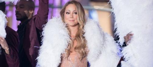 Mariah Carey is claiming her New Year's Eve set was an act of ... - com.au