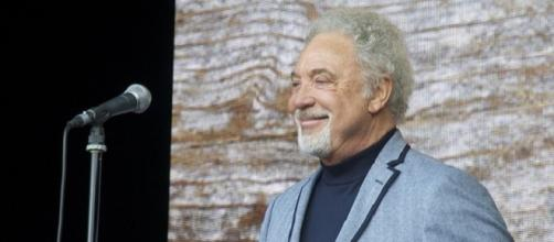 Sir Tom Jones is glad to be back on 'The Voice UK'