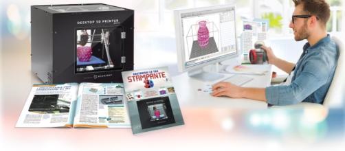Stampanti 3D e siti internet manderanno in pensione aziende di componentistica e agenzie di servizi.