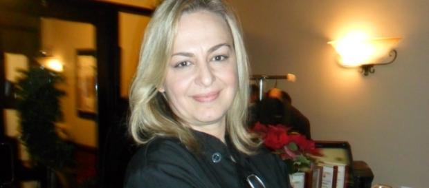 Chef Maria Petridis, Photo by Markos Papadatos