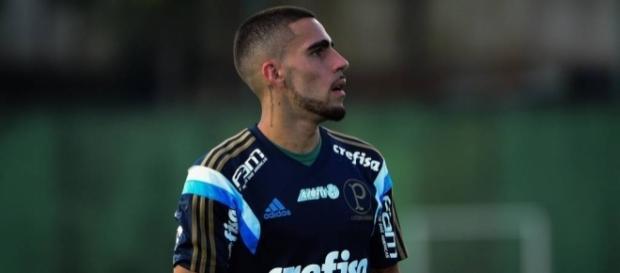 Corinthians mira a contratação do volante Gabriel (Reprodução/Djalma Vassão)