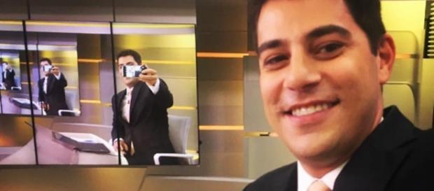 Evaristo Costa é 'case' de sucesso nas redes sociais
