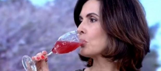 Fátima Bernardes está no top três dos mais bem pagos