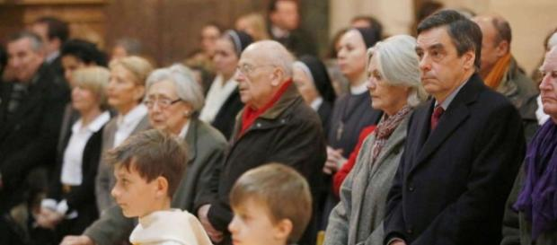 Francois Fillon et les chretiens d'Orient