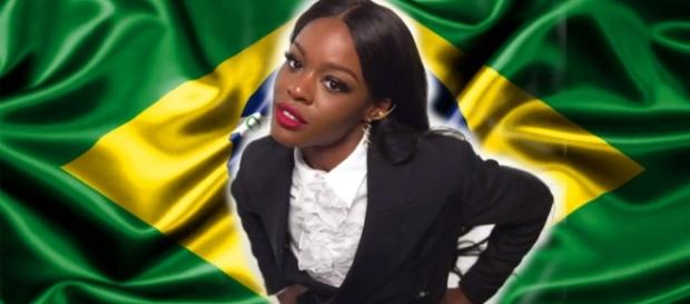 Internautas brasileiros detonam Azealia Banks nas redes sociais