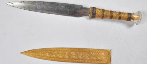 La lame de la dague de Toutânkhamon serait d'origine ... - jdubuzz.com