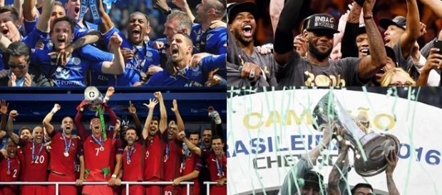 Leicester, Cavaliers, Portugal e Palmeiras. O fim de uma longa espera