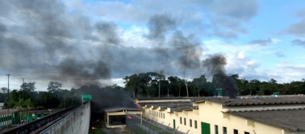 O maior massacre prisional do estado do Amazonas(credito/imagem: portalcm7.com)