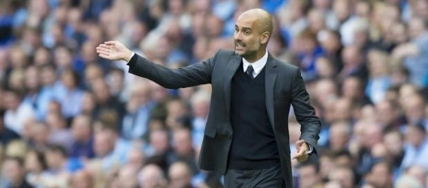 Pep Guardiola's tactics dazzle journalists on Manchester City's ... - mancity.com