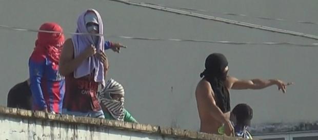 SSP afirma que rebelião é a maior da história do Amazonas