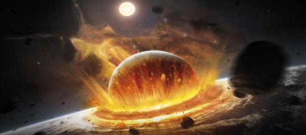 Suposto Planeta X trará caos ao nosso mundo (Picture Getty)