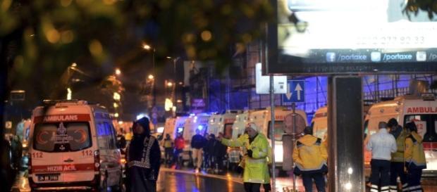 Turquia sofre atentado durante festividades do Ano Novo