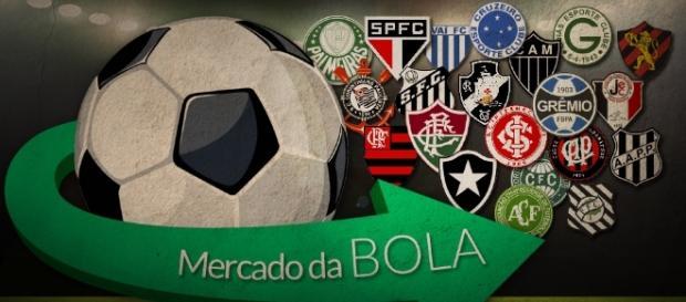 Vai e vem: veja todas as negociações do mercado da bola no futebol