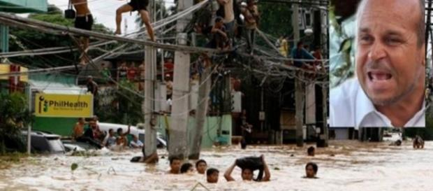 Vidente faz previsão sobre catástrofe - Google