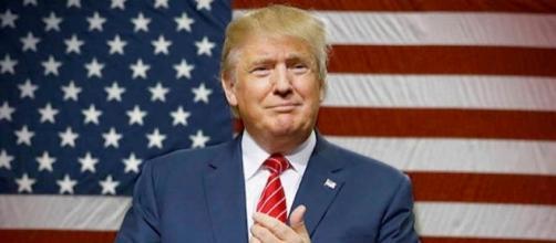 Donald Trump, da oggi Presidente degli Stati Uniti d'America - theodysseyonline.com