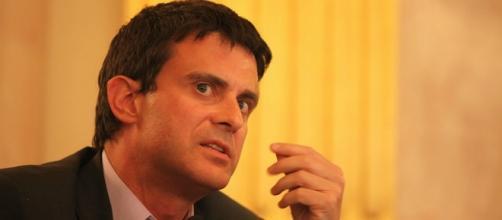 Manuel Valls - Débat --- CC BY
