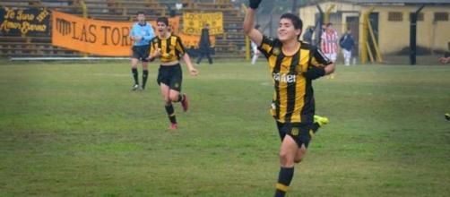 Martin Chaves, 18 anos, é fenômeno no Uruguai
