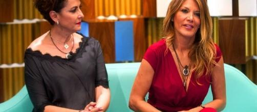 Tensión sexual no resueltra entre Ivonne Reyes y Sergio Ayala